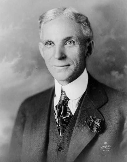 Henry Ford, founder