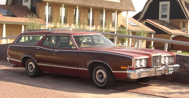 Mercury Montego Villager 1973