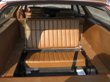 3rd Bench Mercury Montego Villager 1973
